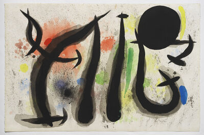 Joan Miró, 'Untitled', 1970