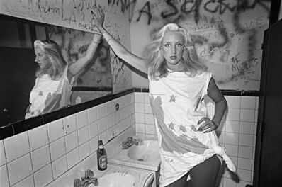 Bill Bernstein, 'Mudd Club Bathroom', 1979