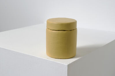 Lai Chih-Sheng 賴志盛, 'Paint Can_ Yellow Oxide', 2014