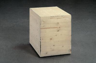 Markus Huemer, 'Black Box 45 x 60 x 60 cm', 2005
