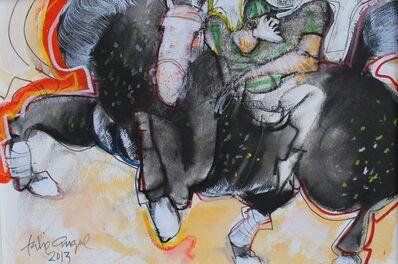 Felix Angel, 'Horses 1', 2013