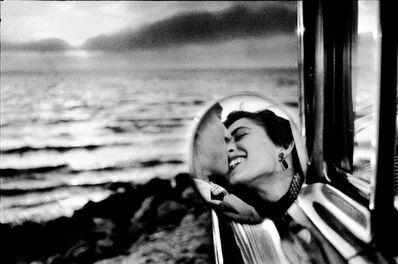 Elliott Erwitt, 'Santa Monica California', 1955