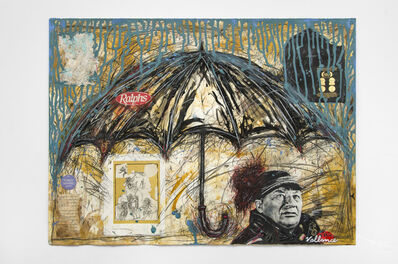 Jeffrey Vallance, 'Umbrella (Skum)', 2016