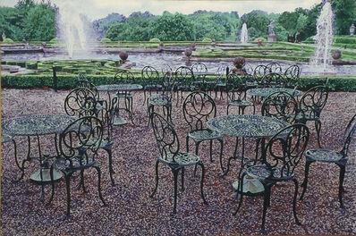 Graham Fowler, 'Rain Tables'