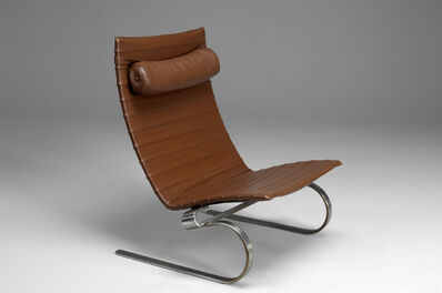 Poul Kjærholm, 'Lounge Chair, Model no. PK-20', ca. designed 1968 executed 1980s