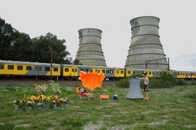 Kiluanji Kia Henda, 'Nuclear Barbacue, Cape Town', 2008