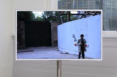 Anthony Gross, 'Columbo Eats Columbo', 2009