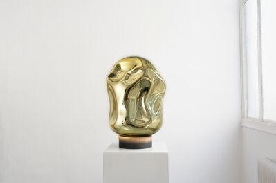 Arik Levy, 'SolidLiquid (Gold)', 2020