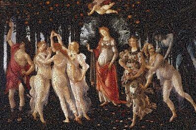 Andrea Morucchio, '(GVA) Puzzling - Revisiting Sandro Botticelli's La Primavera', 2018