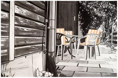Sebastian Nebe, 'Summerhouse (Terrace)', 2019