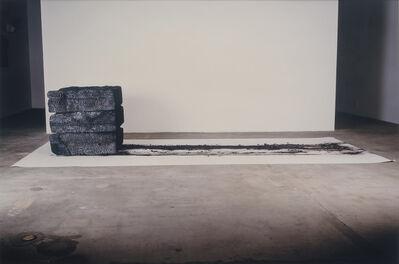 Rachel Lachowicz, 'Charcoal on Paper', 1989