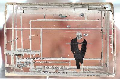 KARIYA Hiroshi, 'Vito Acconci Banner', 2020