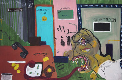Susan Spangenberg, 'My Worst Nightmare', 1997