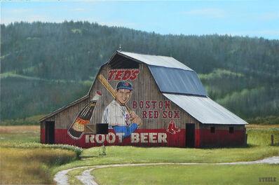 Ben Steele, 'Ted's Red Sox Root Beer', 2020