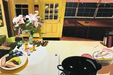 Chelsea Gibson, 'Bringing Dinner to Carla's', 2019