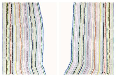 Rachel Perry, 'Chiral Lines 26', 2016