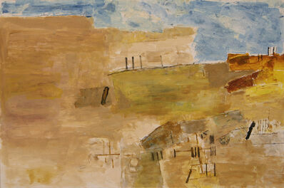 Ram Kumar, 'untitled', 2000