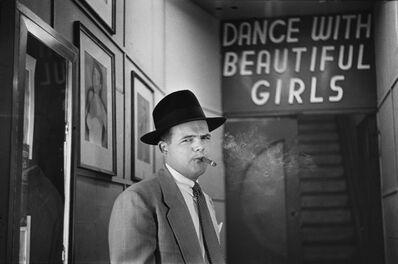 Louis Faurer, 'Social Dance Hall on Broadway', 1949