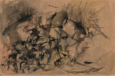 Jean-Paul Riopelle, 'Untitled', 1946