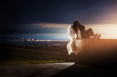David Drebin, 'Wings Of Beauty', 2013