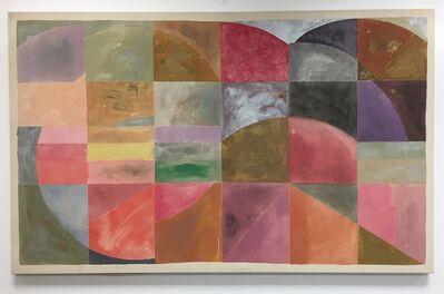 Cynthia Bickley, 'Rising Gold', 1968