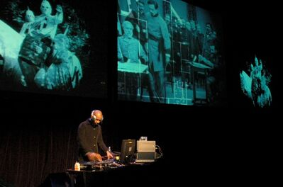 Paul D. Miller aka DJ Spooky, 'Rebirth of a Nation', 2004