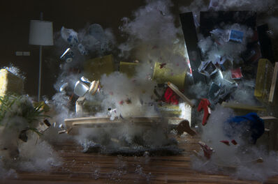 Yuan Goang-Ming 袁廣鳴, 'Dwelling- moment III', 2014