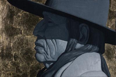 "Logan Maxwell Hagege, '""Reservation Hat""'"