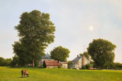 Del-Bouree Bach, 'The Old Country Farm', 2020
