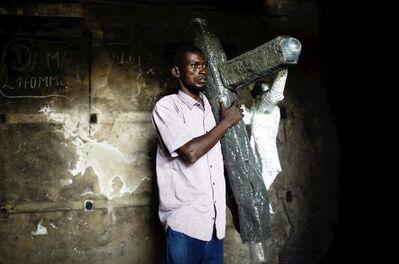 """Nyaba Leon OUEDRAOGO, '""""Phantoms of the Congo river""""', 2011-2012"""