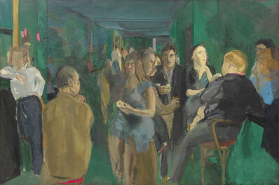 Michael Andrews, 'The Colony Room I', 1962