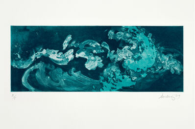 Maggi Hambling, 'Wave VII  ', 2009-2010