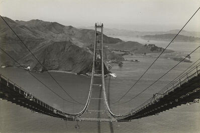 Peter Stackpole, 'Golden Gate Bridge', 1935