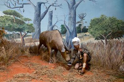 Kiluanji Kia Henda, 'The Last Journey of the Dictator Mussunda N'zombo Before the Great Extinction (Act IV)', 2017