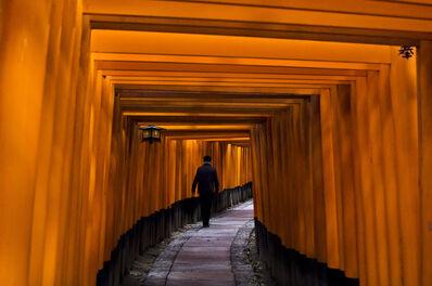 Steve McCurry, 'FUSHIMI INARI SHRINE, KYOTO, JAPAN, 2007', 2007