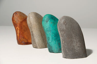 John Ruppert, 'Four Ocean Rocks'