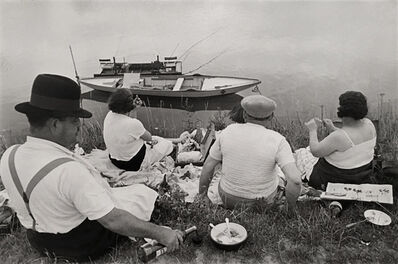 Henri Cartier-Bresson, 'Banks of the Marne'
