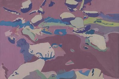 Ralph Wickiser, 'Floating Rocks', 1994-1996
