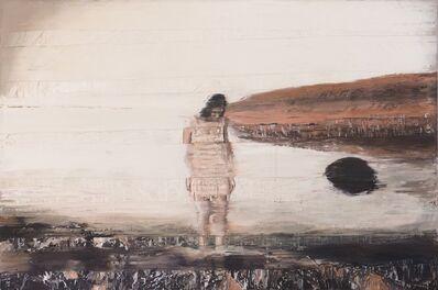 Andy Denzler, 'Black Stone Island', 2015