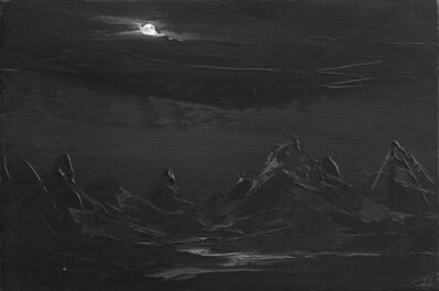 Todd Carpenter, 'Under another Moon', 2020