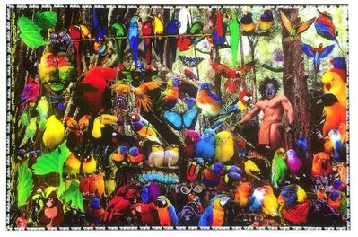 DJ Leon, 'Birds of a Feather in the Jungle', 2016