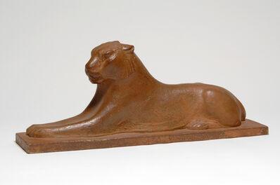 Marcel Derny, 'Tigre royal', 1959