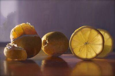 Scott Kiche, 'Lemon in Sherbet Colors', 2019