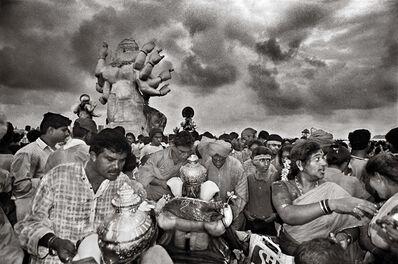 Raghu Rai, 'Ganpati Celebration, Mumbai', 2001