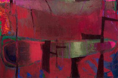 Brian Rutenberg, 'Rain and More Rain', 2019