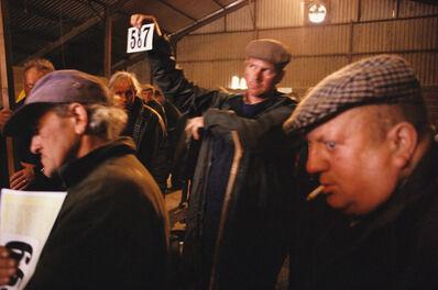Justin Partyka, 'Farm Sale, Suffolk', 2004