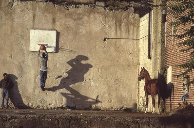 Ron Tarver, 'The Basketball Game', 1993