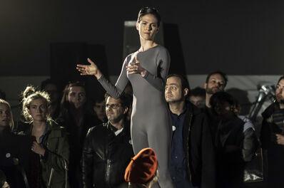 Liz Magic Laser, 'The Digital Face', 2012