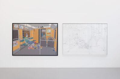 Omid Delafrouz, 'The Lonesome Skater', 2010