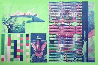Eduardo Paolozzi, 'Sex Crime Wave Rolling High', 1965-1970
